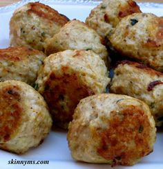 These meatballs are so family friendly!  I end up making them at least once a week :)