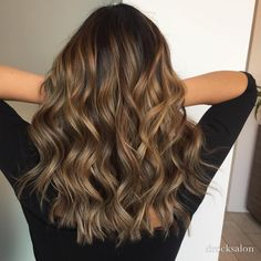 "98 Likes, 6 Comments - D-Rock Salon | Fairfax (@drocksalon) on Instagram: ""#tbt done by @loveyourhair88 #balayage #hairpainting #handpainted #hair #colormelt #hairstyles…"""