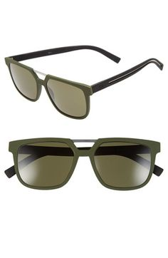 afd4eae343 ZZDNU DIOR HOMME MENS FRAGRANCE Christian Dior  220S  55mm Sunglasses  available at  Nordstrom