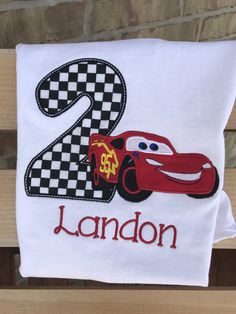 A personal favorite from my Etsy shop https://www.etsy.com/listing/506111746/lightening-mcqueen-birthday-cars