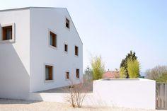 Construction of a house for art collector Port Noir