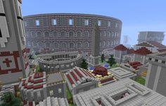 Minecraft Rome