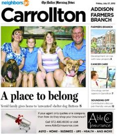 07/27 Pets and Their People: Animal adoption helps the Yerrid Family cope with loss.