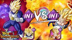 INT VS INT NEW INT TUR GOKU VS INT GOGETA 50-Stamina SUPER-2 Dragon Ball...