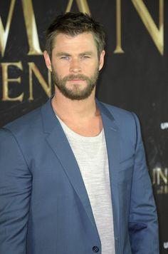 Chris Hemsworth datation histoire Zimbio