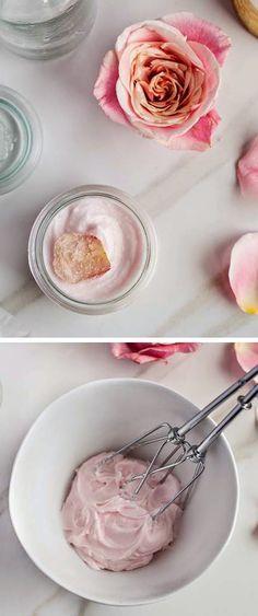 DIY Hibiscus Body Butter