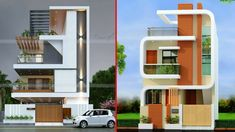 New 50 Front Elevation Designs Catalogue 2020 Part2 In 2020 Front Elevation Designs House Elevation Front Elevation
