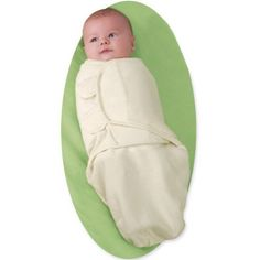 SwaddleMe Organic Cotton - Small - Natural, Beige