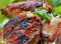 #HEALTHYRECIPE - Coconut Cilantro Grilled Chicken Recipe