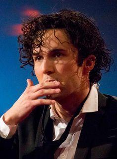Ylvis Vegard Ylvisåker-  the curls... Oh my goodness!!!