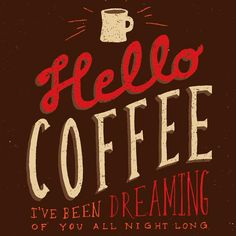 And I've also been dreaming of you, Friday. #coffee #caffeine #coffeebeans #espresso #mocha #latte #cheers #drinkup #morning #wakeup #addicted #espressobeans #blackcoffee #weekday #work #letsdothis #goodmorning #coffeefunny #friday #fridaymorning #weekend #wemadeit #almosttheweekend #fridayfeeling #dream #dreaming #sweetdreams