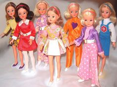 Sindy is a British fashion doll created by Pedigree Dolls & Toys in 1963 as a rival to Barbie. Sindy was the best selling toy in the UK in 1968 and 1970.