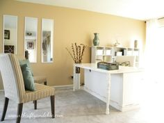Home Office Decorating Ideas - MB Desire