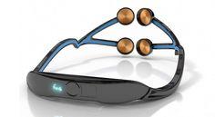 Brain stimulate glasses