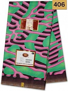 Vlisco Java Printed Fabrics by Empire Textiles