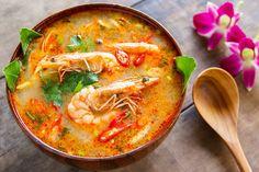 Thaise vissoep en 10 heerlijke visrecepten