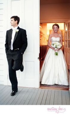 This post's title says, first looks are awesome! There's just nothing else to it! First looks are something that have become more common in recent years. My husband and I decided on a first look an...