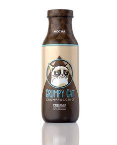 O meme que vira produto: Grumpy Cat será lançado como marca de café... Pq não pensei nisso antes :(