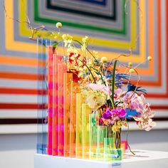 Color is a power that directly influences the soul. Design by Olena Tcaci AIFD EMC Craft Organization, Amazing Flowers, Diy Flowers, Flower Power, Flower Arrangements, Photo And Video, Create, Kandinsky, Image