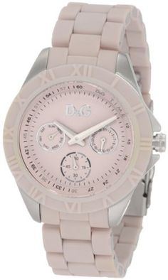 Dolce & Gabbana Women's Chamonix DW0780 Pink Stainless-Steel Quartz Watch with Pink Dial, http://www.amazon.co.uk/dp/B005S1FQ7S/ref=cm_sw_r_pi_awdl_Fu13tb1MHGHG3
