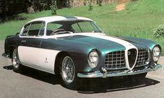Alfa Romeo 2000 Abarth (1954)