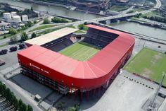 Stade de Sclessin ou Maurice Dufrasne - Standard de Liège