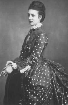 Princess Alexandra by 'Maull & Co', c.1873.