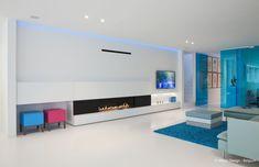 Krb LUNA 1900 H GAS - HT Design Antibes, Foyers, Bio Ethanol, Nice Cannes, Antalya, House Plans, Sweet Home, Loft, How To Plan