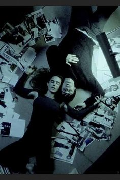 "Requiem for a Dream, ""You make me feel like a person."""