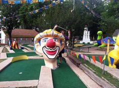 Peter Pan Mini Golf, Austin Tx