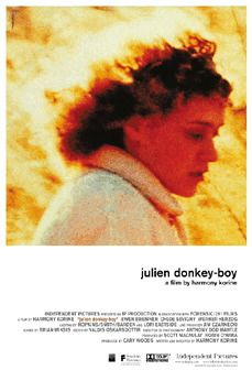 "Harmony Korine's ""julien donkey-boy"" was the first American film produced under the auspices of Dogma '95."