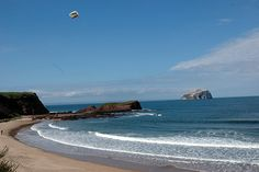 Seacliff Beach, Dunbar Scotland
