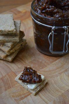 Caramelized Onion & Bacon Jam | Every Last Bite