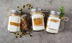 DIY Gifts: Scones in a Jar