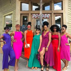 Let us count all the ways ESSENCE Fest is the ultimate gathering of love and appreciation for Black women. Black Women Fashion, Womens Fashion, Fashion Edgy, Fashion 2018, Fashion Brands, Essence Festival, Black Girl Aesthetic, Black Girls, Black Girl Swag