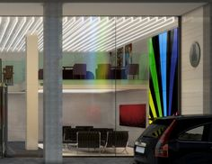Bedford House - Video wall by Legato