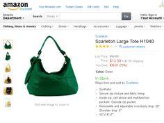 Scarleton Large Tote
