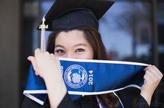 CSUF college graduate photographer | Joann Loo Photography