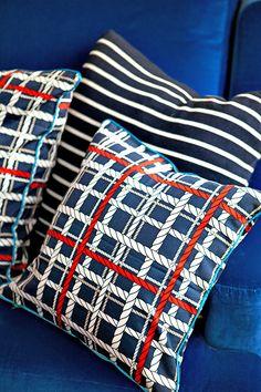 """""""Niewiele do szczęścia potrzeba: trochę piasku, morza, nieba…"""" *   Quality4Life Throw Pillows, Toss Pillows, Cushions, Decorative Pillows, Decor Pillows, Scatter Cushions"""