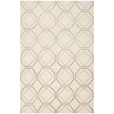 Safavieh's Tibetan collection is inspired by timeless contemporary designs crafted with the softest polypropylene available. This rug is crafted using a hand-knotted construction with a polypropylene