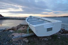 Around Joe Batt's - Innside Fogo Island - CBC Newfoundland & Labrador Sun Silhouette, Fogo Island Inn, Old Boats, Newfoundland And Labrador, Island Tour, Grey Skies, First Photograph, Amazing Pics, Design Consultant