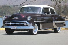 1953 Chevy Bel Air $57,000  by Magnusson Classic Motors in Scottsdale AZ . Click to view more photos and mod info.