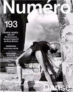 Marie Agnés Gillot for Numéro Magazine May 2018