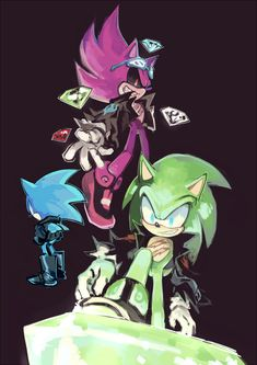 Scourges by sujinee.deviantart.com on @deviantART