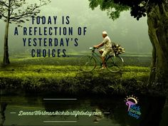 #soulfood What you think of today, you planned days, weeks, months ago. Choose today how you'll spend tomorrow.