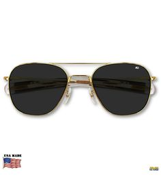 ee1fc802623 AO Original Pilot Sunglasses® Standard US Military-Issue