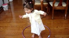 Cutest Hula-Hoopers Ever: Watch these baby dancers rock the hoop...or not so much.