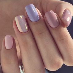 How to choose the shape of nails? - My Nails Diy Nails, Cute Nails, Pretty Nails, Manicure Ideas, Short Nail Manicure, Nail Ideas, Nail Selection, Dipped Nails, Orange Nails