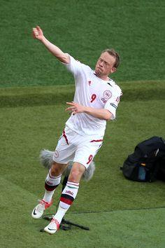 Michael Krohn-Dehli of Denmark