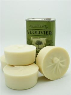 Sabonete artesanal de oliva